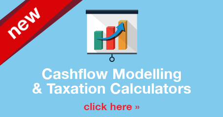 Cashflow Modelling & Taxation Calculators