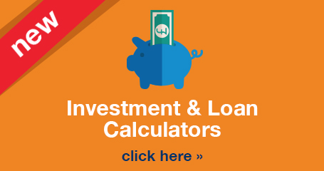 Investment & Loan Calculators
